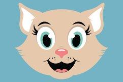 Cat and Dog Bundle SVG Cut Files, pet clipart Product Image 3