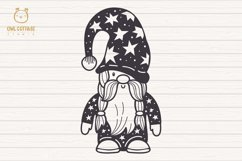 Scandinavian Gnomes SVG, Gnome Clipart, Tomte Product Image 3