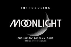 Web Font Moonlight Product Image 1
