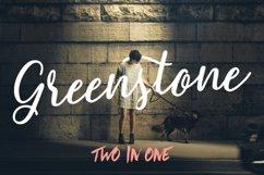 Greenstone Script - Font Product Image 1