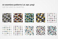 Geometric Seamless Patterns Product Image 2