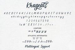 Khageats Script Product Image 6