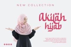 Hakan - Modern Arabic Font Style Product Image 5