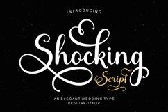 Shocking Script Product Image 1