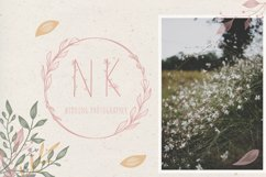 Flower Tale - Handwritten Floral Font Product Image 2