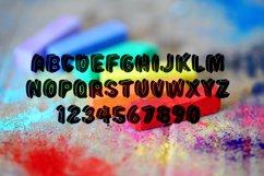Grigio 3D SVG Color Font Product Image 4