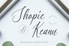 Shopie & Keanu Font Product Image 1