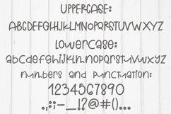 Ticklish - A Fun Hand-Written Font Product Image 4