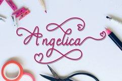 Angelica signature script Product Image 2