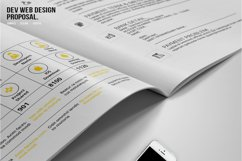 DEV Web Design Proposal Product Image 3