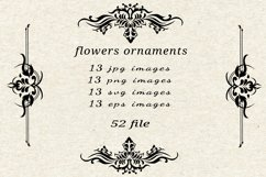 bundles vector flowers ornaments Product Image 2