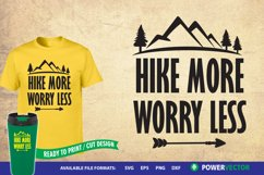 Summer Life - Camping, Hiking SVG Designs Product Image 4