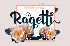 Ragetti Script Product Image 4