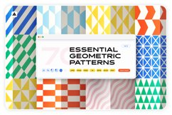 Essential geometric patterns collection Product Image 1