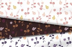 Summer Fresh Floral Seamless Pattern Product Image 2