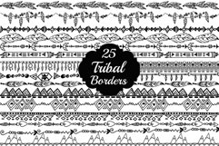 Tribal border clipart Product Image 1