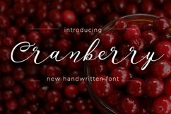 Cranberry Product Image 1