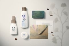 Modern graphic elements. Art leaves Product Image 6