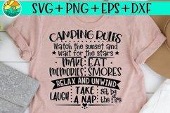 Camping Bundle - Best Sellers - 13 Designs - Vol 2 - SVG PNG Product Image 4