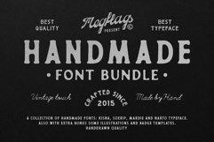 Handmade Font Bundle Product Image 1