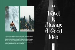 Brynlee - Beautiful Display Font Product Image 4