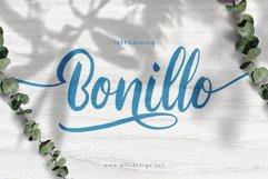 Bonillo font Product Image 1