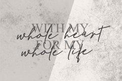 Richland | signature font Product Image 4