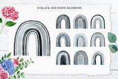Monochrome Animals and Rainbows Product Image 6