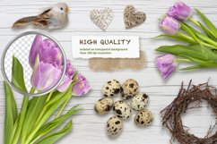 Spring & Easter Scene Creator - Top View - PNG, JPG Product Image 6
