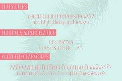Miami Vibes Art Deco Sans Font Product Image 6