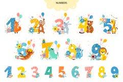 Cute Animals Birthday Greetings Product Image 5