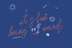 Ordionally Signature Font Product Image 10