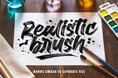 Superion / Brush Font Product Image 3