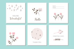 Scandinavian - Herbs and Flowers Product Image 2