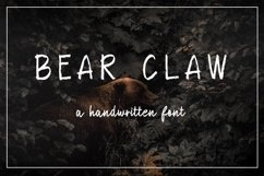 Bear Claw Product Image 1