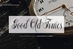 Constância Script Bold Product Image 2