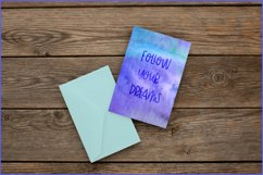 Watercolor Backgrounds, Sublimation Watercolor Texture PNG Product Image 6