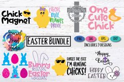 Easter Bundle - A bundle of Easter cut SVG files Product Image 1