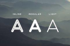 Aoki Typeface Product Image 3