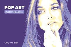 Pop Art Photoshop Action Product Image 2