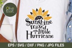 Sunflower svg bundle, sunshine svg bundle, motivational svg Product Image 2