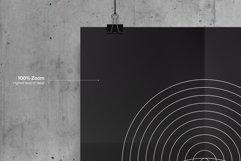 Dual Poster Mockup Product Image 6
