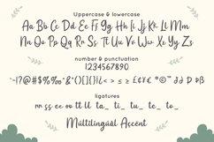 Intima Politha - Script Font Product Image 4