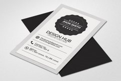 Retro Business Visitig Cards Product Image 1