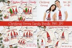 Christmas Gnome Family. Christmas Gnomes. Christmas family Product Image 1