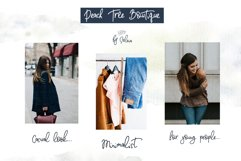 Fashionable Duo Font. Vers.#2 Product Image 3