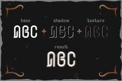 Golden Whisky typeface Product Image 3