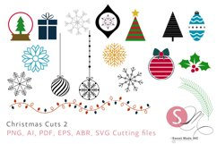 Christmas Cuts 2 Product Image 1