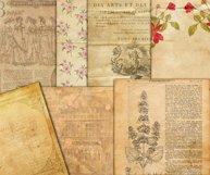 Vintage Digital Paper Product Image 2