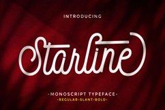 Starline script Product Image 1